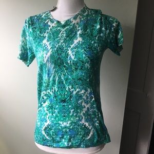 Limited short sleeve sweater. NWT